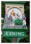 Exning Sign